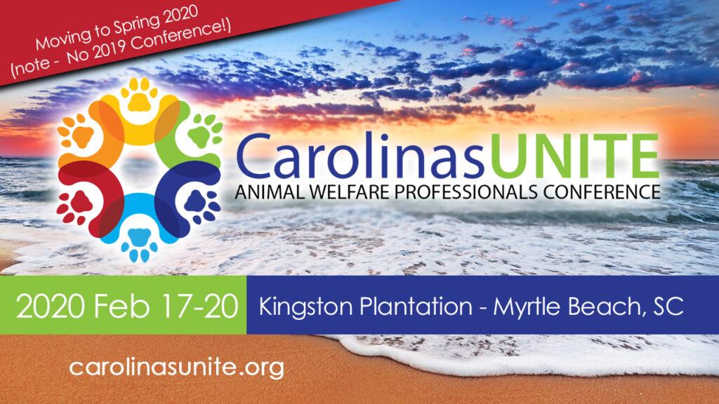 Carolinas Unite 2020 SAVE THE DATE